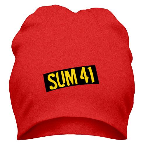 Панк-группа Sum-41