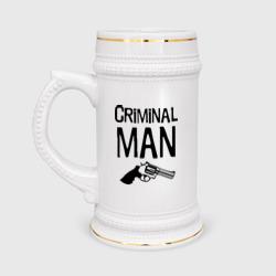 Criminal man