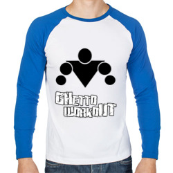 Ghetto workout белый