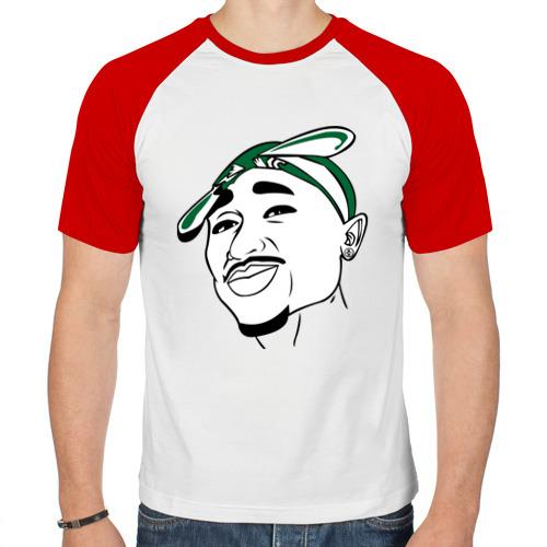 Мужская футболка реглан  Фото 01, PacFace