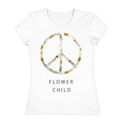 Ребенок цветов - интернет магазин Futbolkaa.ru