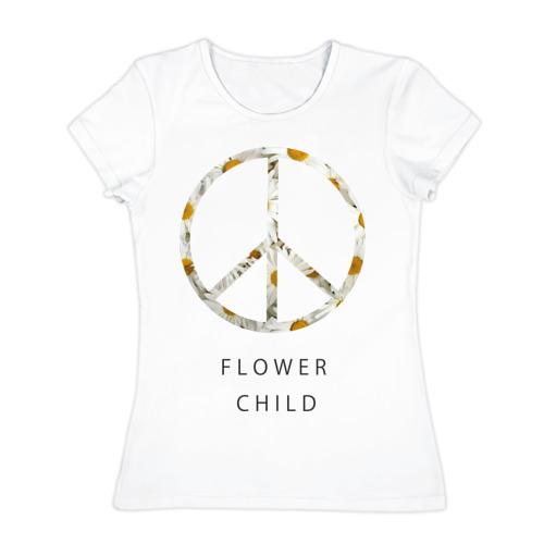 Ребенок цветов