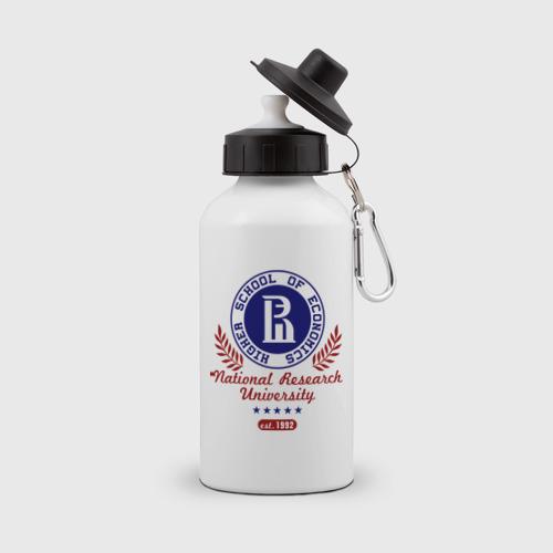 Бутылка спортивная  Фото 01, ВШЭ
