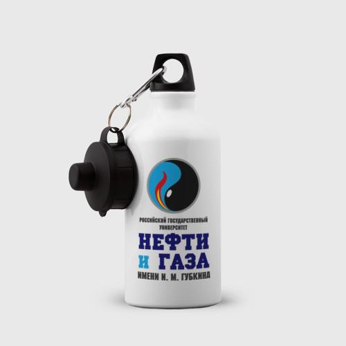 Бутылка спортивная  Фото 03, РГУ Нефти и Газа