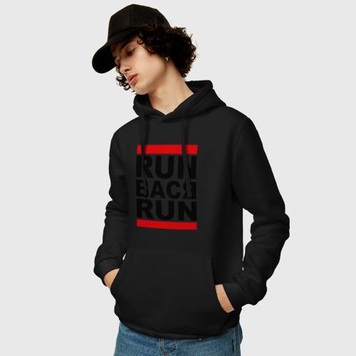 Мужская толстовка хлопок Run Вася Run Фото 01