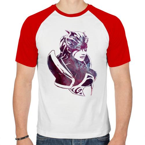 Мужская футболка реглан  Фото 01, Акаша