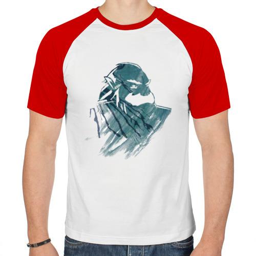 Мужская футболка реглан  Фото 01, Зевс