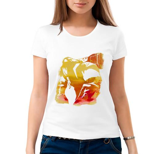 Женская футболка Шейкер - 1