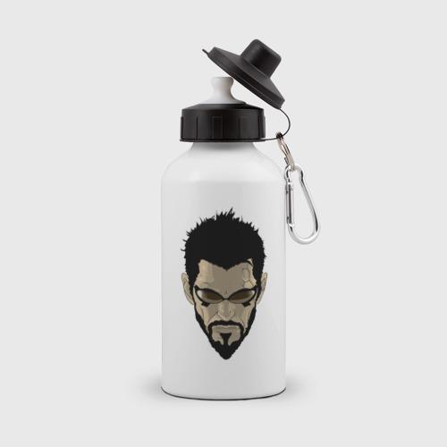 Бутылка спортивная  Фото 01, Deus Ex Human Revolution - Adam Jensen