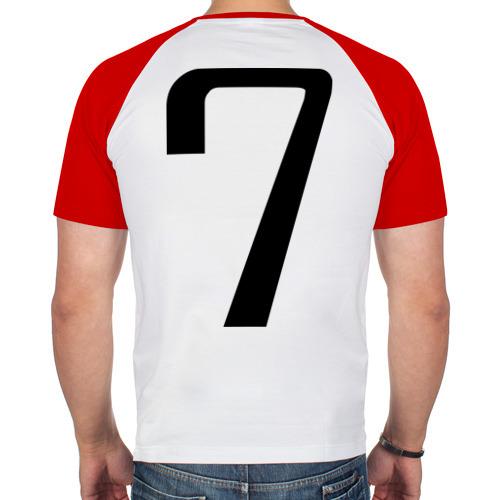 Мужская футболка реглан  Фото 02, Сборная Германии - 7