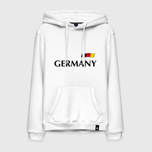 Мужская толстовка хлопок Сборная Германии - 10