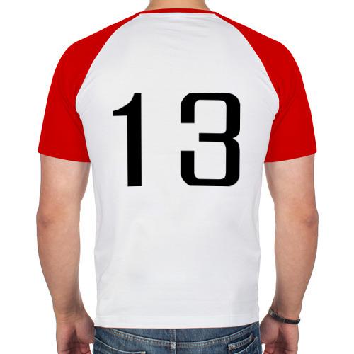Мужская футболка реглан  Фото 02, Сборная Германии - 13