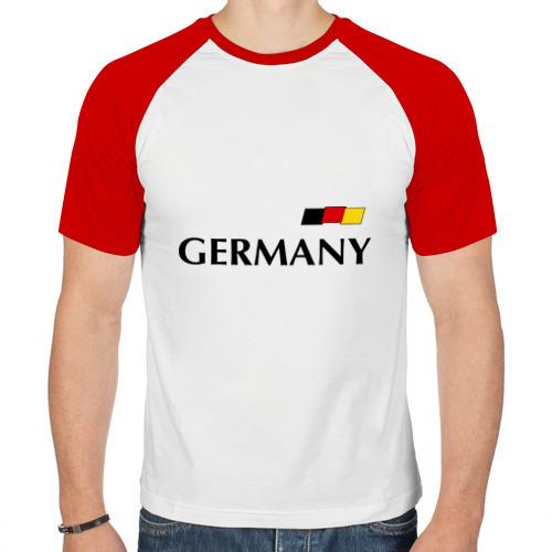 Мужская футболка реглан  Фото 01, Сборная Германии - 13