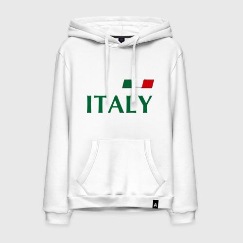 Мужская толстовка хлопок Сборная Италии - 10