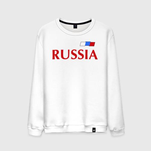Мужской свитшот хлопок Сборная России