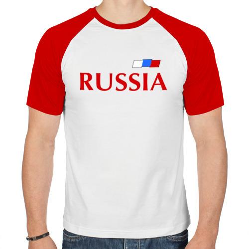 Мужская футболка реглан  Фото 01, Сборная России - 9