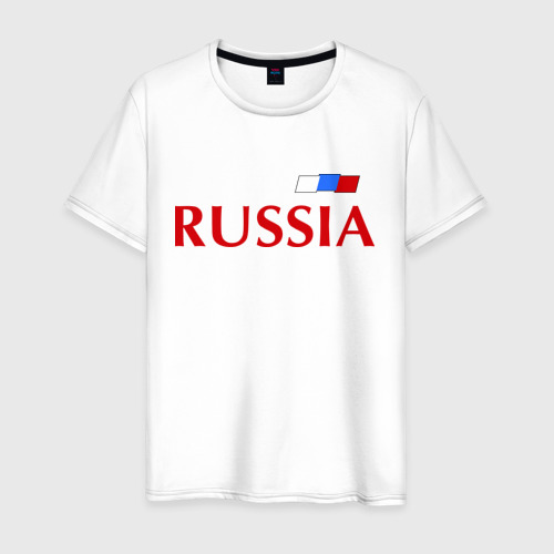 Мужская футболка хлопок Сборная России - 9