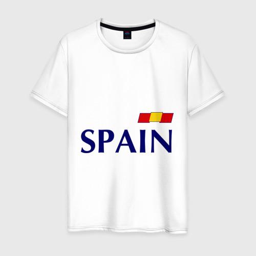 Мужская футболка хлопок Сборная Испании - 9