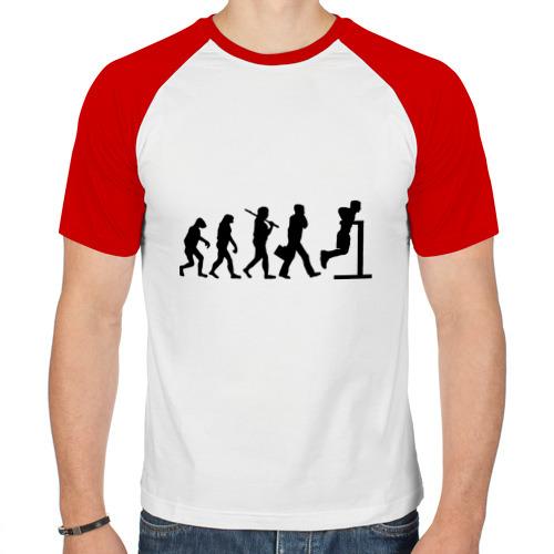 Мужская футболка реглан  Фото 01, Bodyweight Training