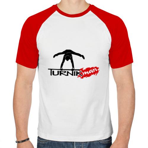 Мужская футболка реглан  Фото 01, Turnikman