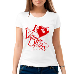 Я люблю Дневники вампиров