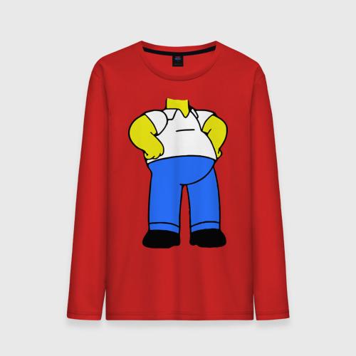 тело Гомера