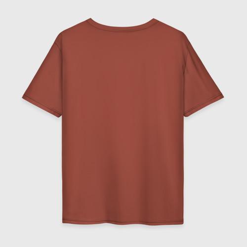 Мужская футболка хлопок Oversize На Земле с 1991 Фото 01