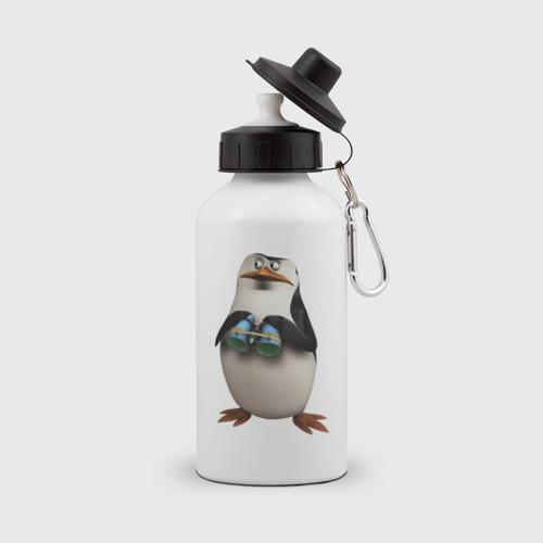 Пингвин с биноклем