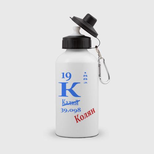 Бутылка спортивная  Фото 01, Колян!