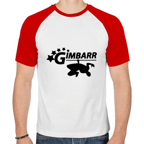 Мужская футболка реглан  Фото 01, GIMBARR (2)