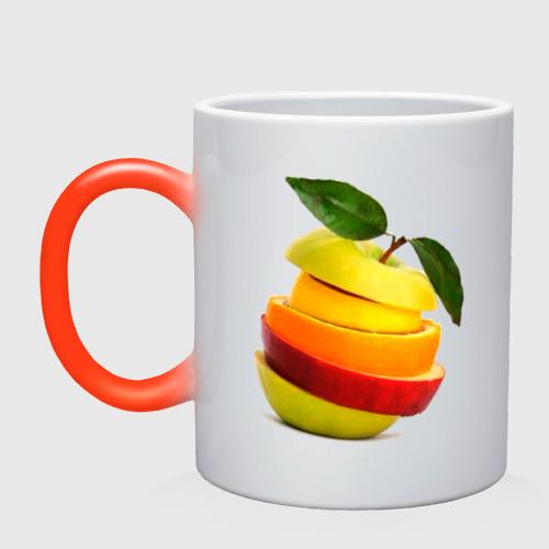 мега яблоко