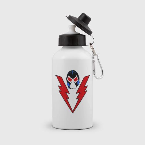 Бутылка спортивная  Фото 01, Bane молнии