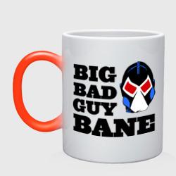 Big bad guy Bane