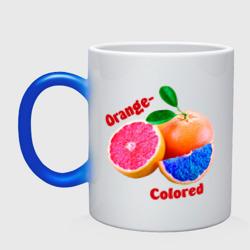 Orange-Colored