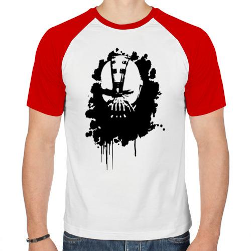 Мужская футболка реглан  Фото 01, Злодей Bane