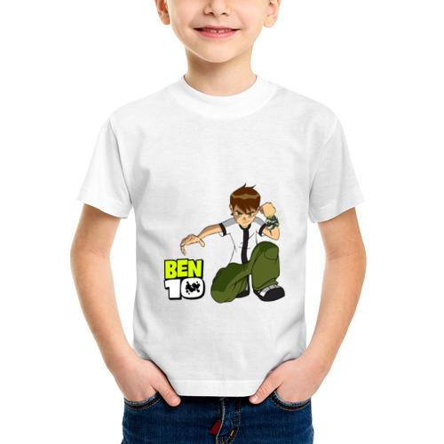 "Детская футболка синтетическая ""Бэн тен"" - 1"