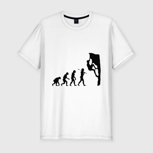 Эволюция альпиниста