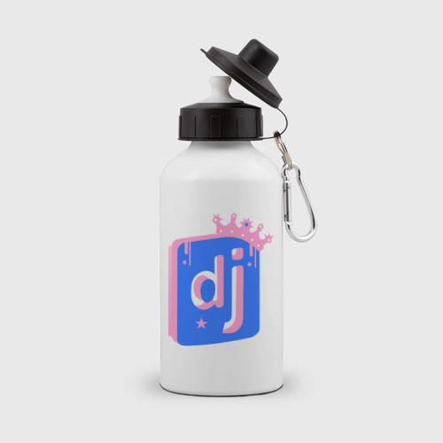 Бутылка спортивная Король DJ