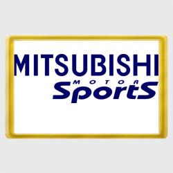 mini logo mitsubishi