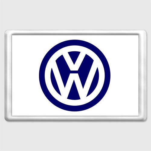 Магнит 45*70 mini logo Volkswagen