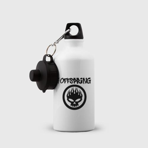 Бутылка спортивная  Фото 03, The Offspring classic logo