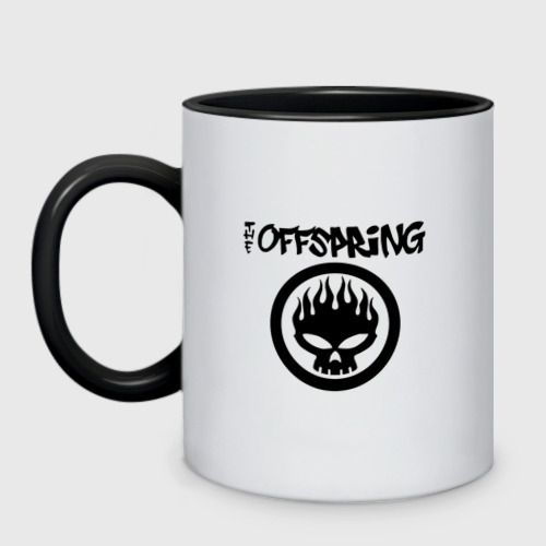 The Offspring classic logo