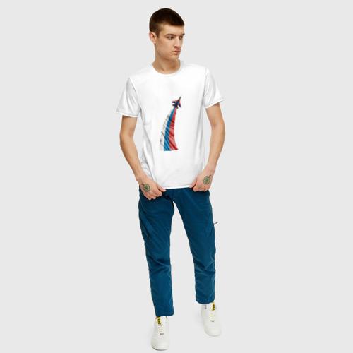 Мужская футболка хлопок Су-35 Фото 01