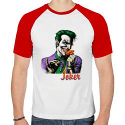 Joker с цветком