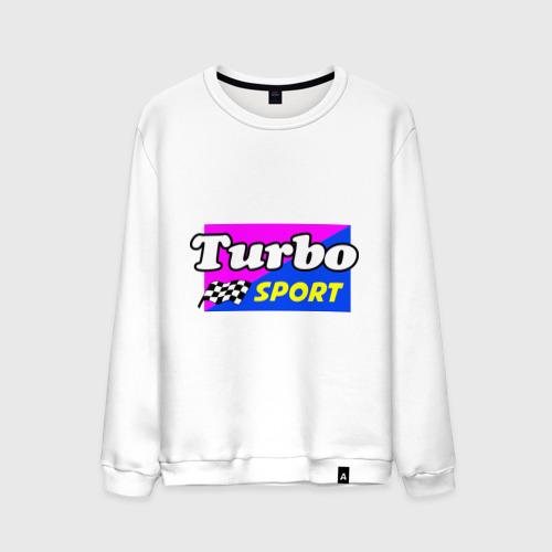 Мужской свитшот хлопок  Фото 01, Turbo