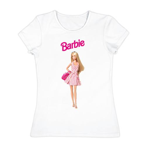 Барби на прогулке