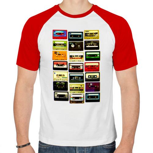 Мужская футболка реглан  Фото 01, Сборка кассет