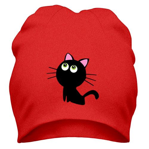 Шапка Маленький котенок