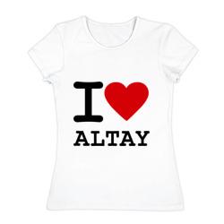 I LOVE ALTAY - интернет магазин Futbolkaa.ru