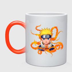 Naruto языки пламени